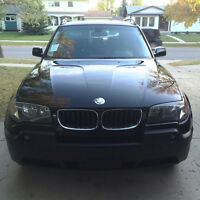 SAFTIED 2006 BMW X3 SPORT