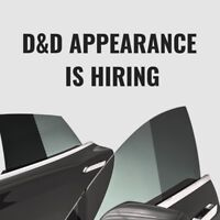 Hiring  window tinters / PPF Paint protection /vinyl installers