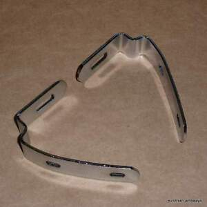 Ducati Fairing Bracket PAIR early 750 900 SS 0797-03-640 bevel twin
