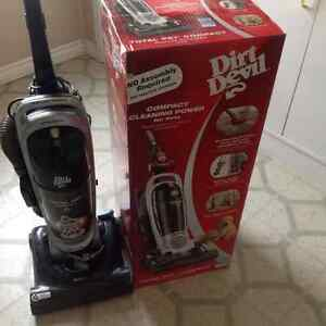 Dirt Devil Total Pet Compact Upright Vacuum