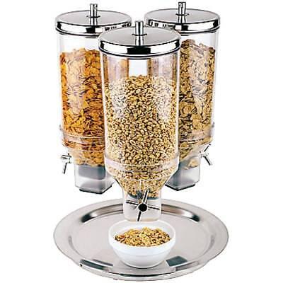 Paderno Sambonet Buffet Distributore di cereali, inox