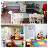 Orillia daycare/preschool