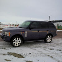 2005 Land Rover Range Rover autobiography SUV, Crossover