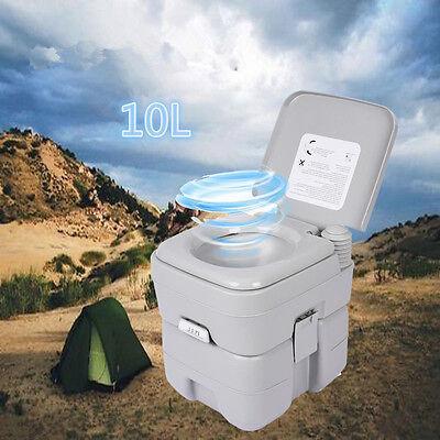 10L Deluxe Camping Mobile Toilette WC Campa Potti Campi… | 00791658712291