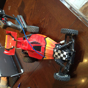 1:10 Buggy 2WD Traxxas Bandit 27MHz RTR