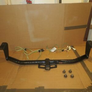 Toyota corolla trailer hitch and wiring harness