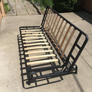 Moving Sale-A foldable couch