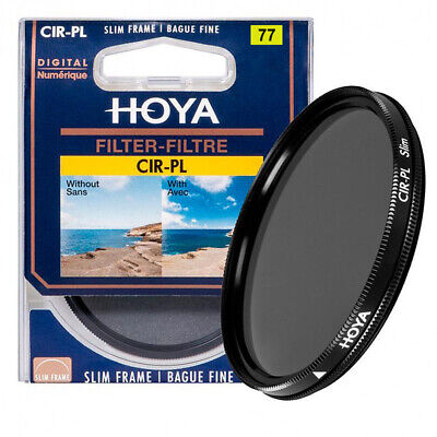 HOYA 77MM CIR-PL SLIM (PHL) FILTRO POLARIZZATORE CIRCOLARE - ORIGINALE HOYA!