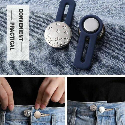 NEW TO MARKET BEST PRICE Jeans Retractable Button (3PCS)
