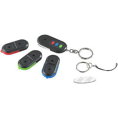 Funk Schlüsselfinder: Elektronischer 3-Kanal-Schlüsselfinder (4er-Set)