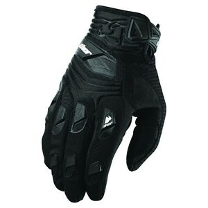 OFF ROAD RIDING THOR DEFLECTOR GLOVES/GANTS DE MOTO HORS ROUTE