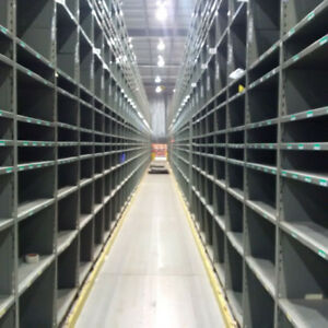 Industrial shelving and warehouse pallet racking - great prices!