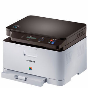 Samsung Wireless Colour All-In-One Laser Printer (SL-C460W). New