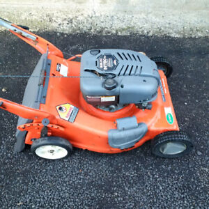 3 in 1 Scotts Push Lawnmower - Mulch, Bag and Side Discharge