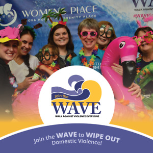 Walk with Women's Place - WIPE OUT domestic violence!
