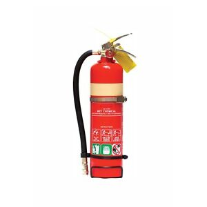 FIRE EXTINGUISHER SALE - 2L Wet Chemical Fire Extinguisher Perth Perth City Area Preview