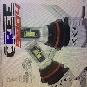 8G 9004 LED headlight bulb 72W 12000LM