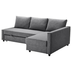 Good Used Condition Ikea Friheten Sofa Bed With Storage