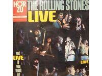 rolling stones live vgc