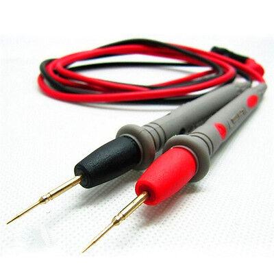 Great Universal Digital Multimeter Multi Meter Test Lead Probe Wire Pen CablRCIJ Great Test Leads