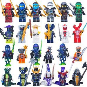 24-Pcs-set-Ninjago-Jay-Kai-Cole-Lloyd-Nya-Mini-Figures-Fits-Lego