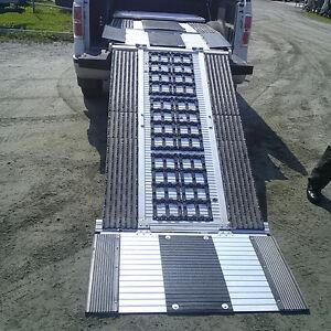 Load All ATV SNOWMOBILE RAMP COMBO Unit # TRE00064
