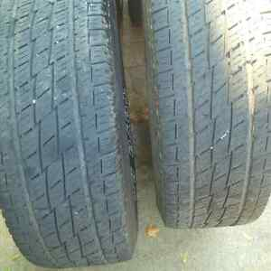 4- 285/70r/17 toyo open country at tires Cambridge Kitchener Area image 3