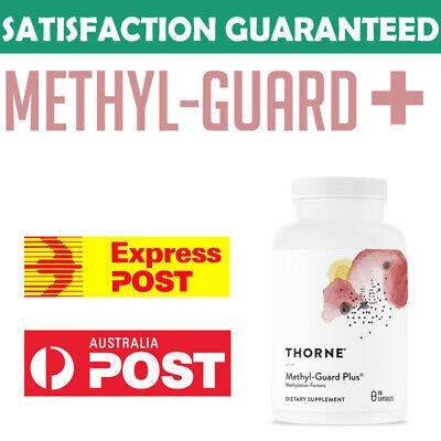 Thorne Research Methyl-Guard Plus 90 Vegetarian Capsules Folate Riboflavin B-12 ()