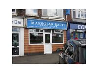 Maesglas Balti Takeaway Business for sale