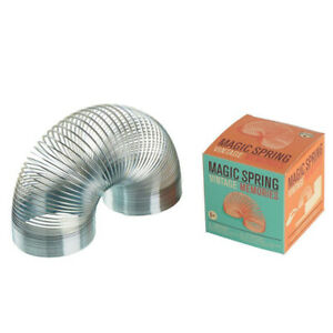 Magic Spring Funky Cool Toy Vintage Toy Like Slinky