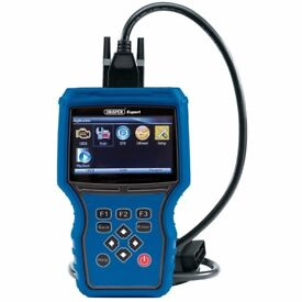 FCR-500 diagnostic and service tool