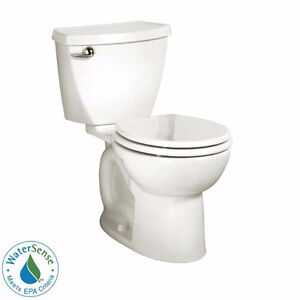 ONE NEW AMERICAN STANDARD CADET 3 FloWise TOILET - ROUND