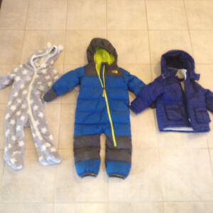 Northface Snow Suit - Thick Sleeper - Jacket
