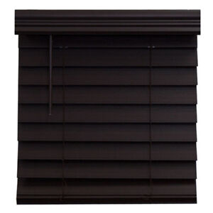 """Blinds for sale. 21.5""""w x 48"""" l x 2.5"""". Brand new, still in box!"""