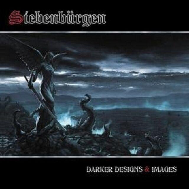 """SIEBENBÜRGEN """"DARKER DESIGNS AND IMAGES"""" CD NEUWARE"""