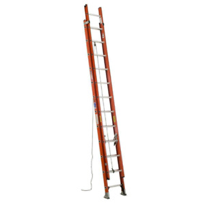 Roofing power ladder (hoist)