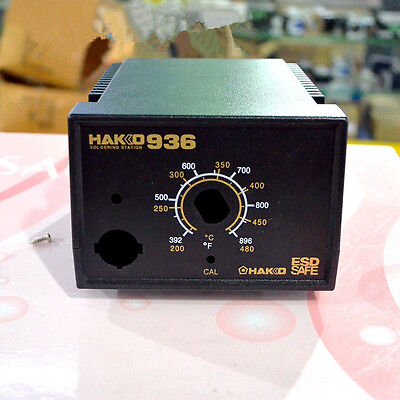 For HAKKO 936 Soldering Station Shell Case With Screw Knob DIY for sale  Shipping to Canada