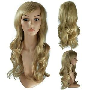 blonde fancy dress wigs