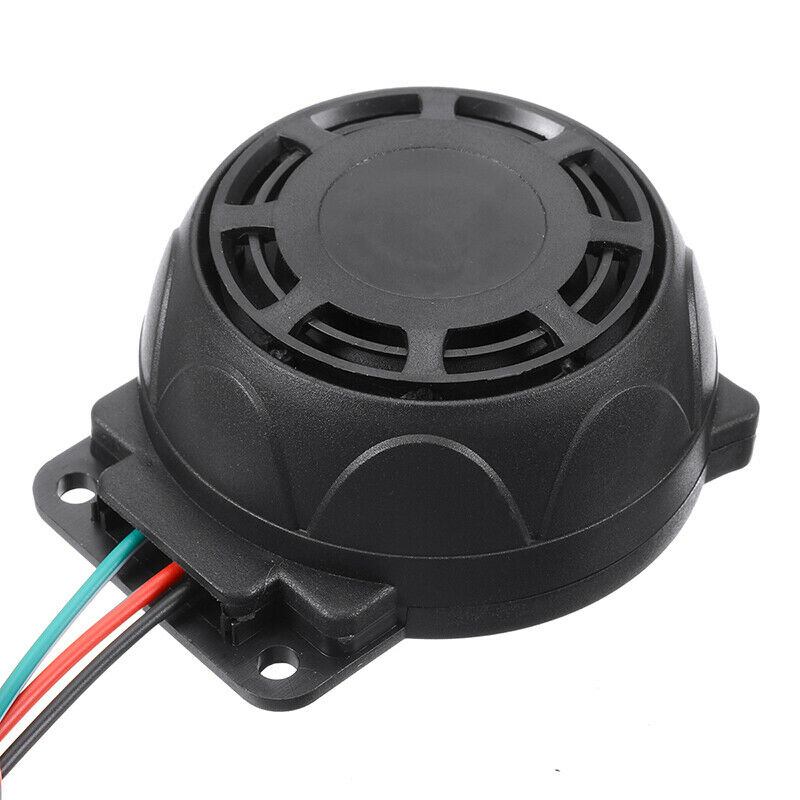 12v Remote Control For Motorcycle Scooter Anti Theft Security Alarm System Set
