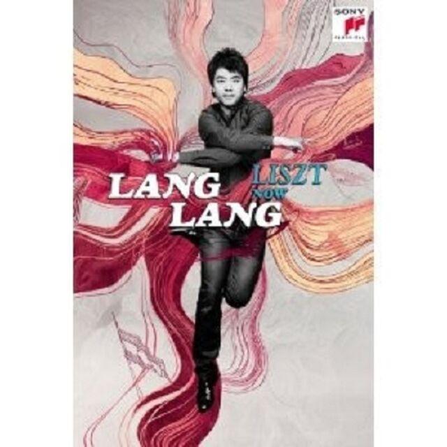 LANG LANG - LISZT - MY PIANO HERO - LISZT NOW DVD  NEU
