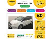Ford Galaxy 2.0TDCi ( 140ps ) 2014MY Zetec FROM £62 PER WEEKEND