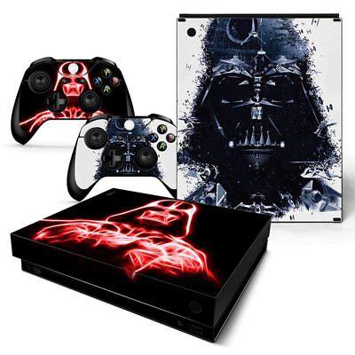 l Design Folie Aufkleber Sticker - Star Wars - Darth Vader (Darth Vader Zubehör)