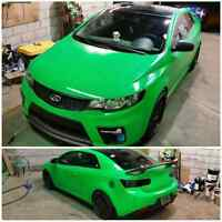 Plastipaint  for cars needs (plastidipping,vinyl wrapping..