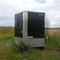 For Sale enclosed trailer
