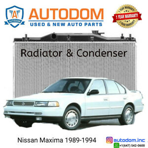 New Radiator Nissan Maxima 1989-94