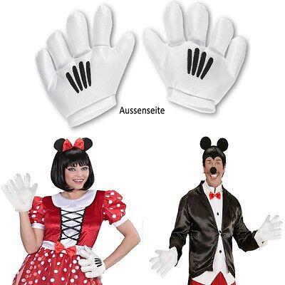 ooles Kostüm Zubehör Accessoire für Super Mario, Mickey Maus (Mickey Maus Kostüm)