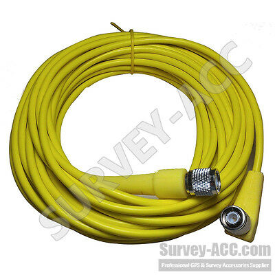 New 10m Antenna Cable For Trimble 5700 Sps Rtk Surveying Instrumetns