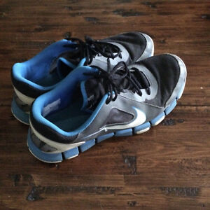 Blue/Black Mens Nike running shoes Size 13