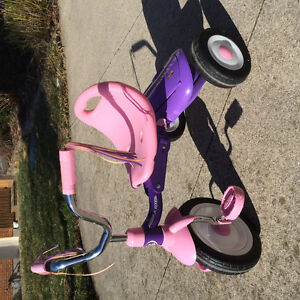 Radio Flyer Girls Tricycle