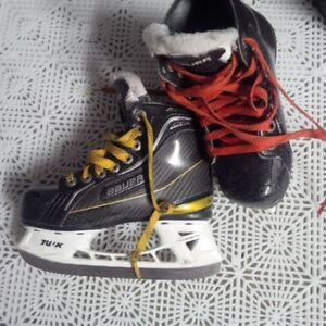 Hockey Skates Bauer Supreme Youth One 100